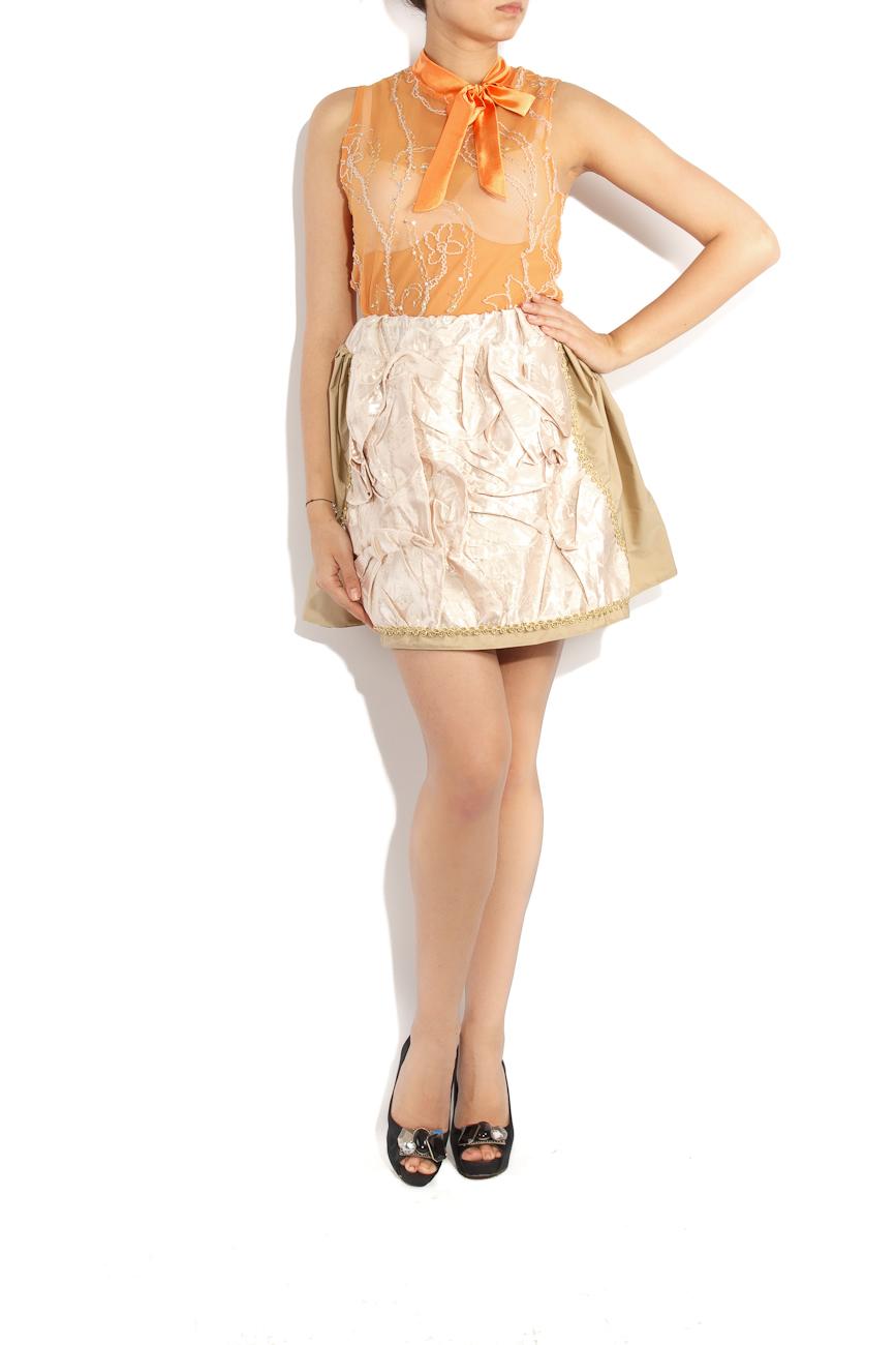 Orange shirt Ioana Silaghi image 1