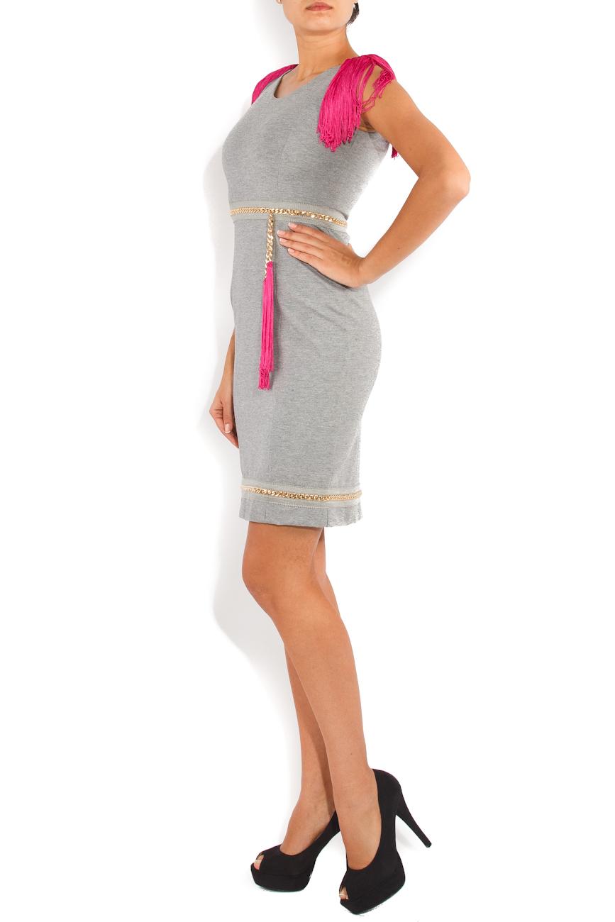 Gray dress Ioana Silaghi image 1