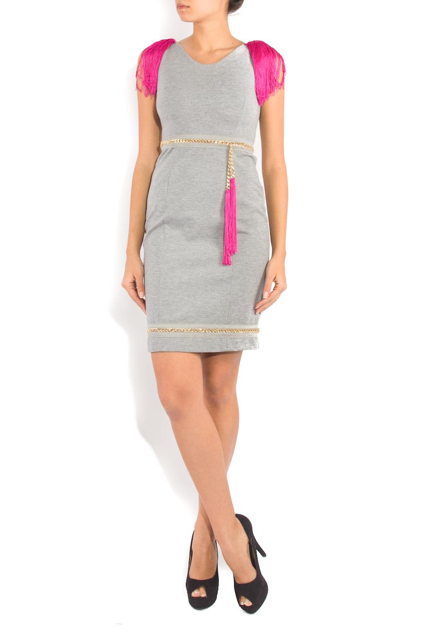 Gray dress Ioana Silaghi image 0
