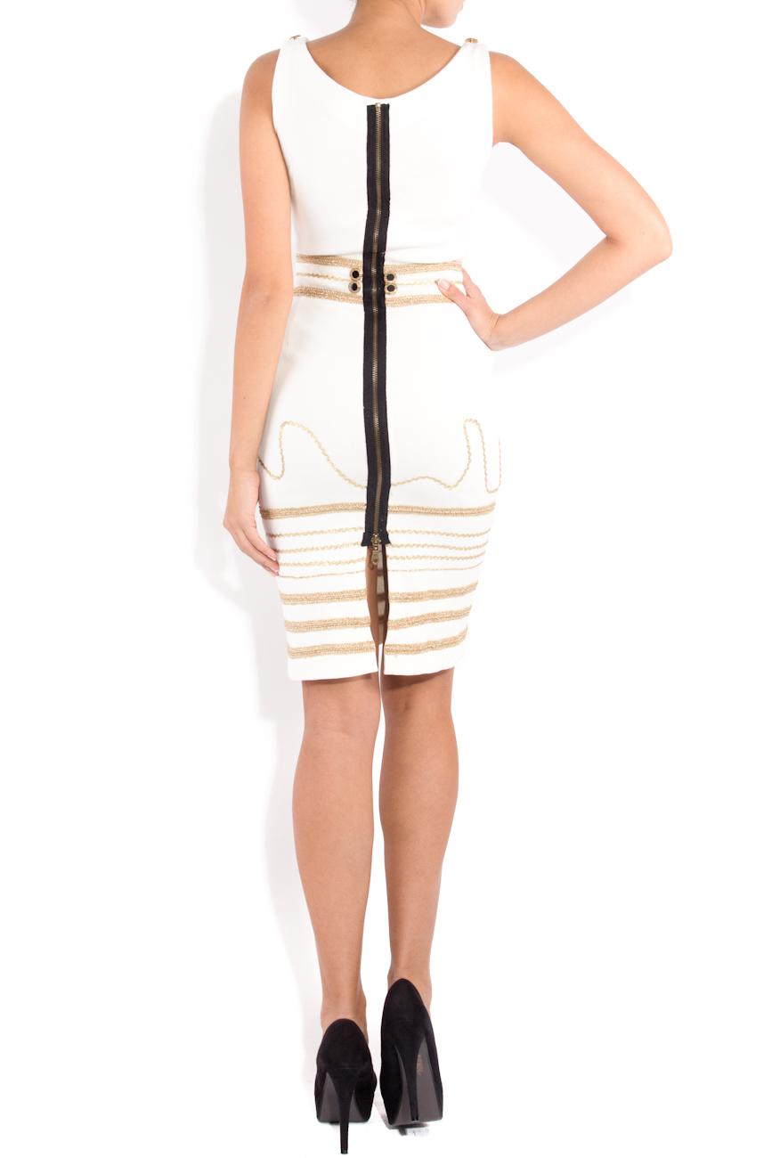 White dress Ioana Silaghi image 2