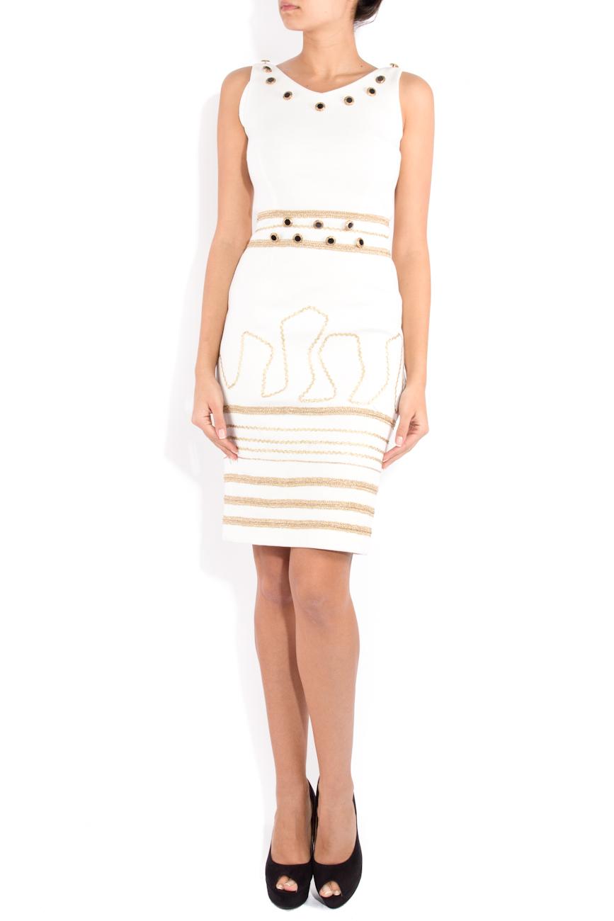 White dress Ioana Silaghi image 0
