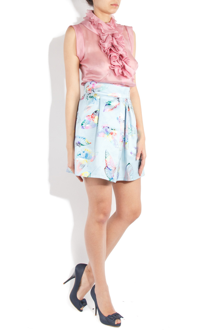 Skirt with butterflies Ioana Silaghi image 1
