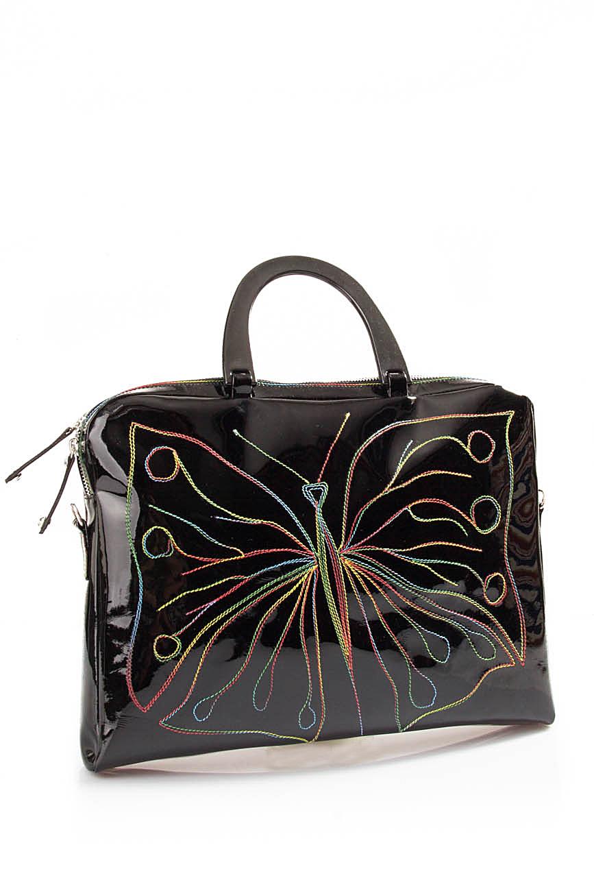 Butterfly bag Giuka by Nicolaescu Georgiana  image 0