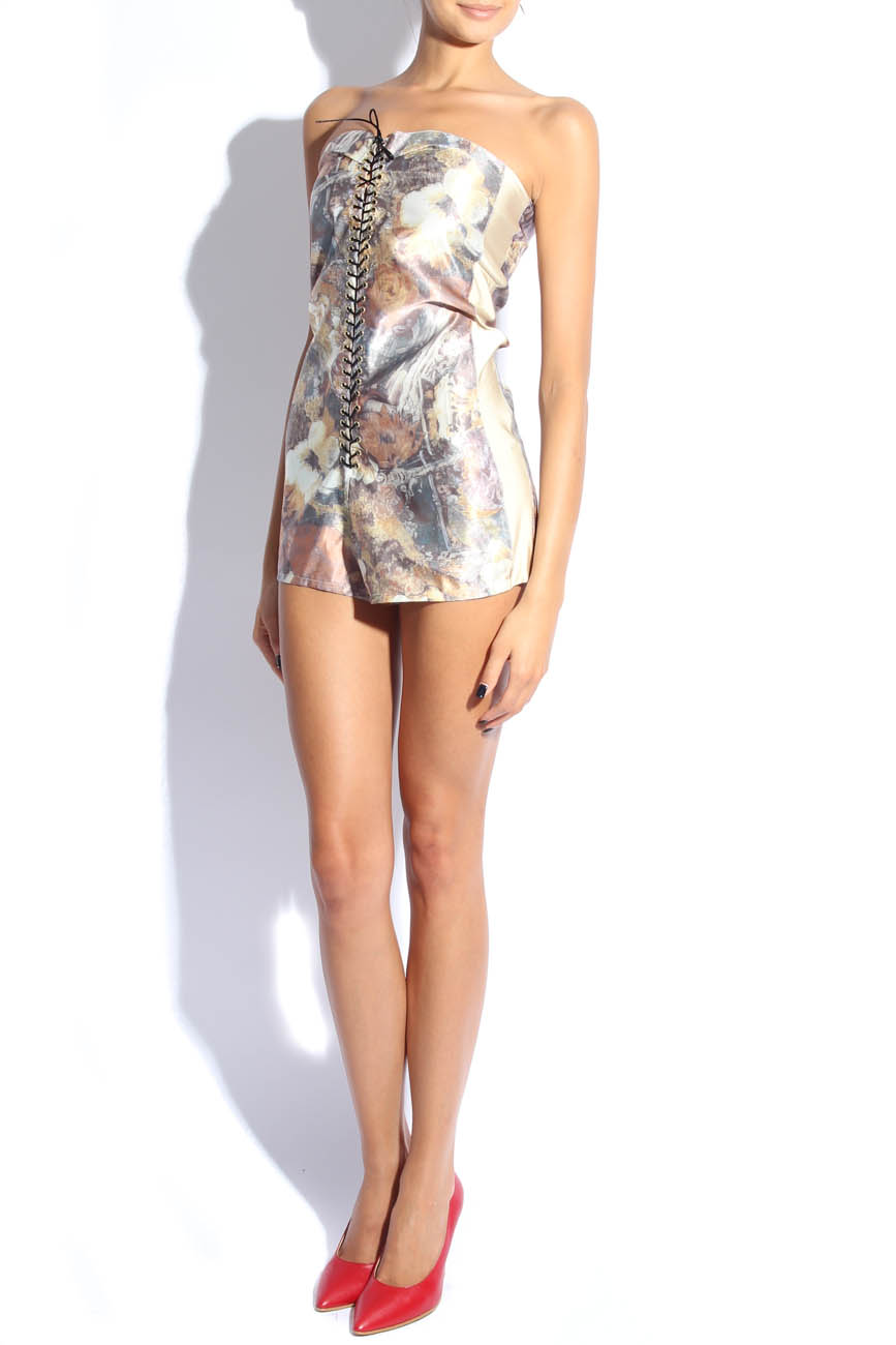 Jumpsuit with print Laura Firefly image 1