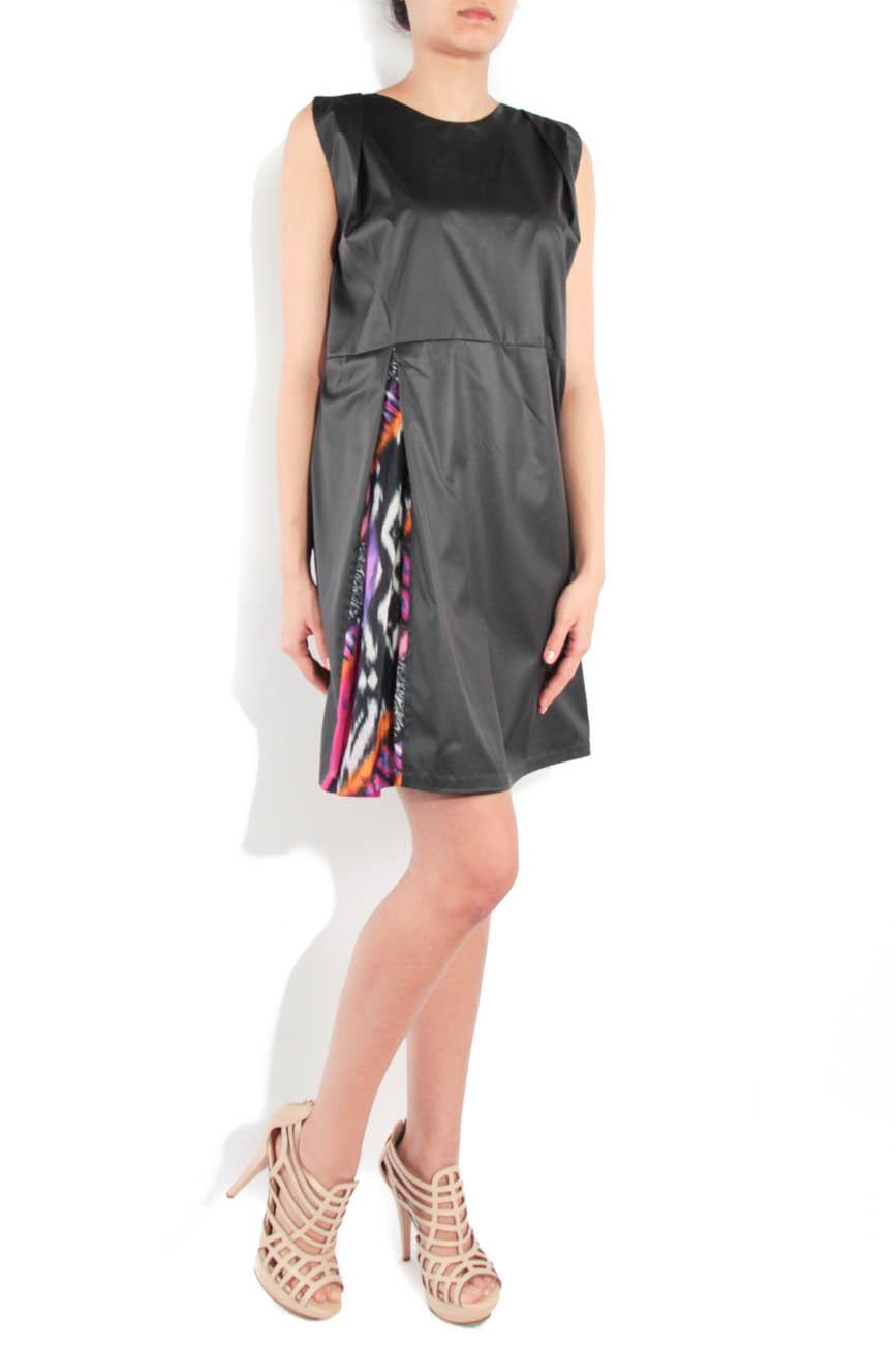 Tribal print dress Simona Semen image 0