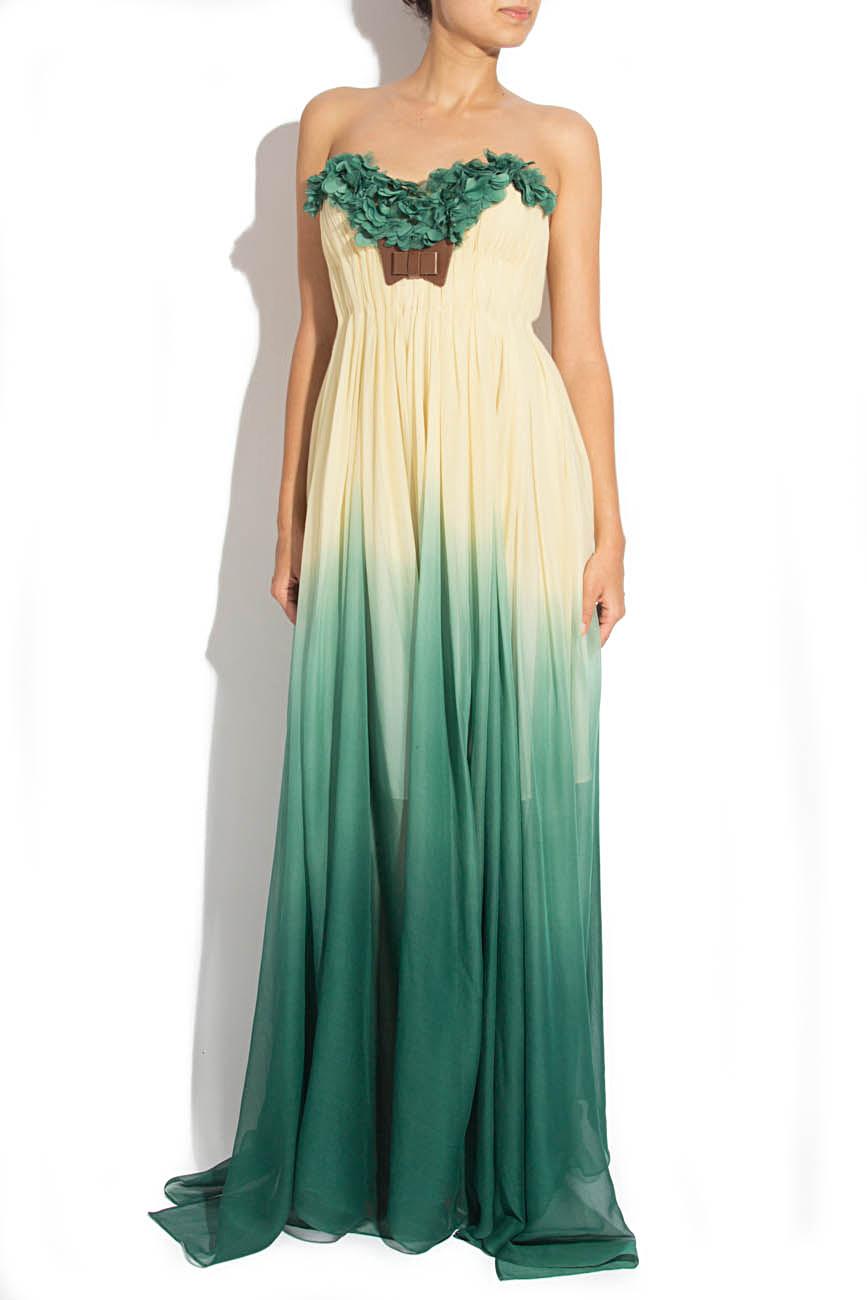 Gradient dress Elena Perseil image 0
