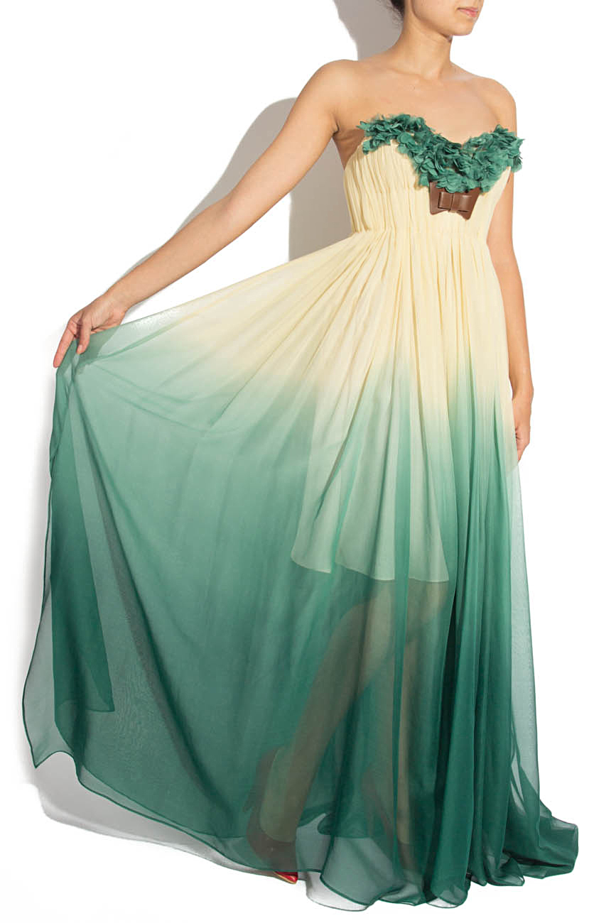 Gradient dress Elena Perseil image 1