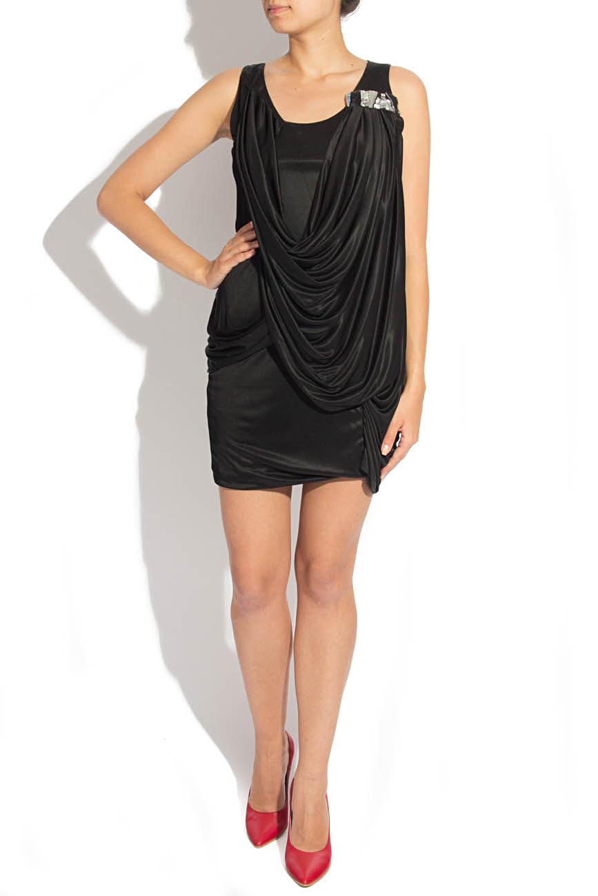 Draped dress Elena Perseil image 0