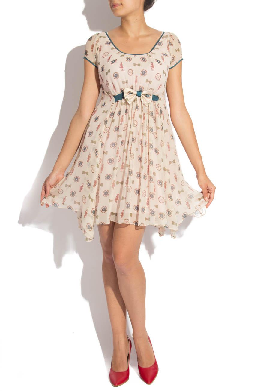 Babydoll dress Elena Perseil image 0