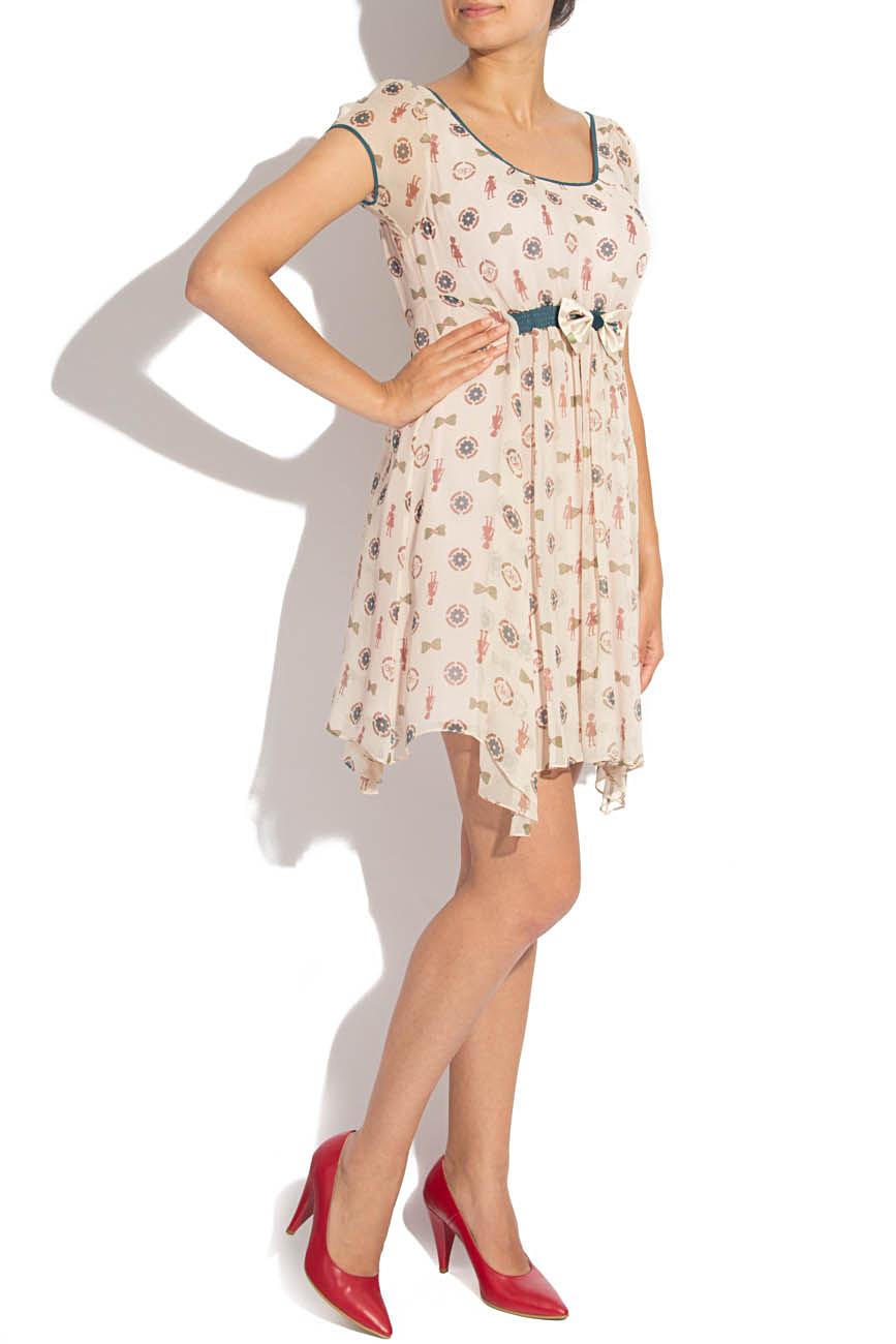 Babydoll dress Elena Perseil image 1