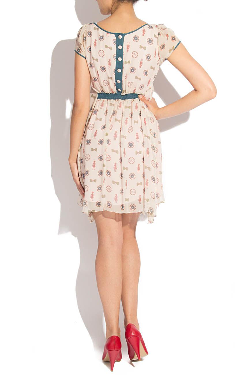 Babydoll dress Elena Perseil image 2