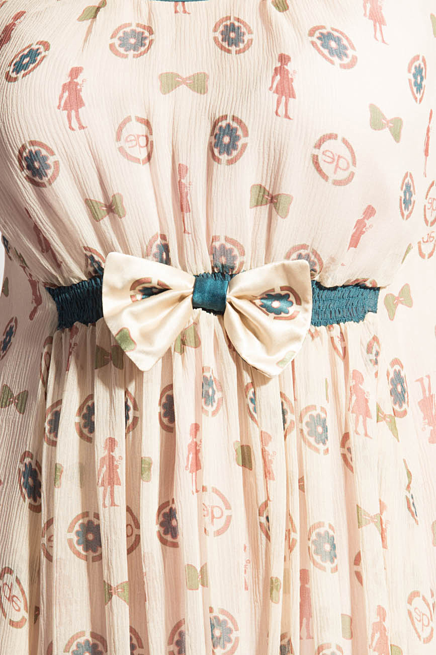 Babydoll dress Elena Perseil image 3