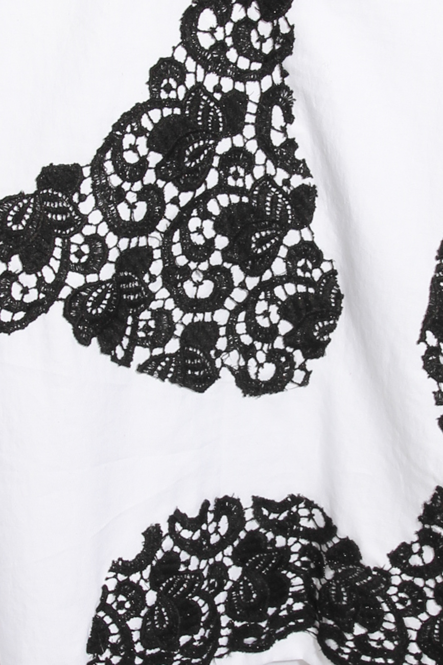 Shirt with embroidery Dorin Negrau image 3