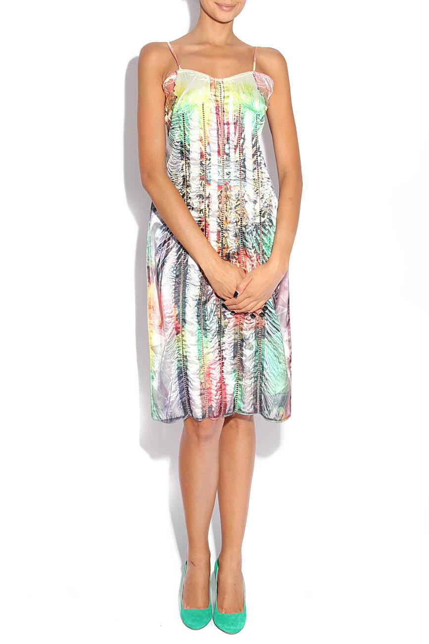 Multicolored dress Adriana Agostini  image 0