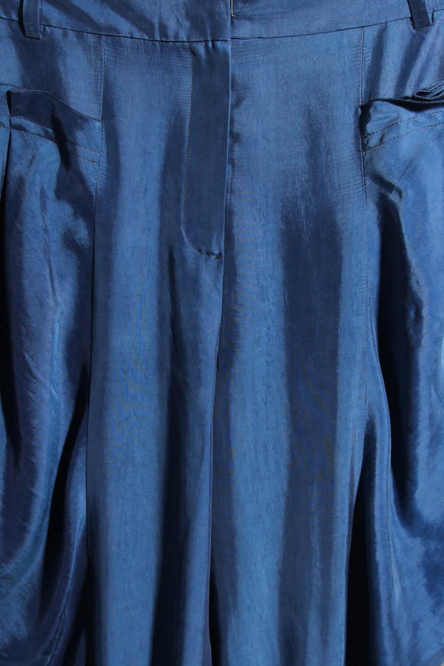 Trousers with folds Lena Criveanu image 3
