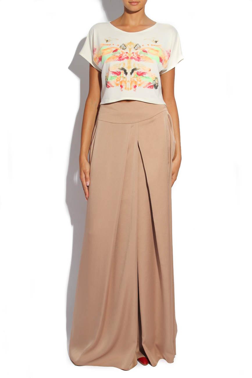 Large trousers Lena Criveanu image 0
