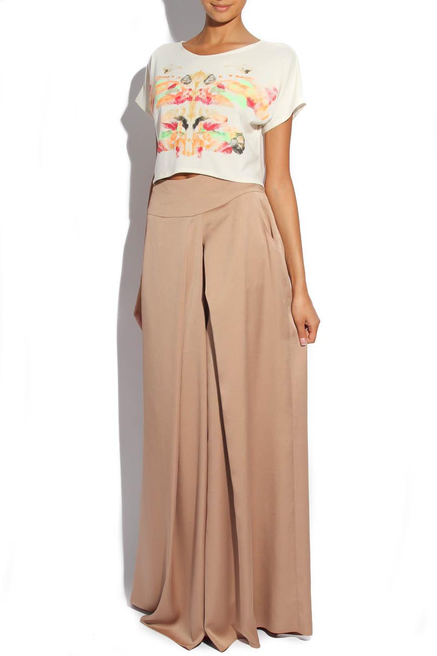 Large trousers Lena Criveanu image 1