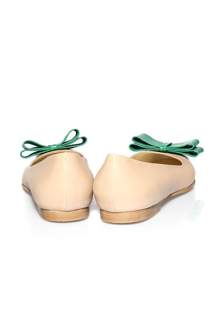 Flats with detachable bows PassepartouS image 2