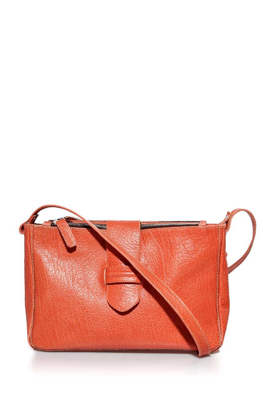 Orange bag Giuka by Nicolaescu Georgiana  image 1