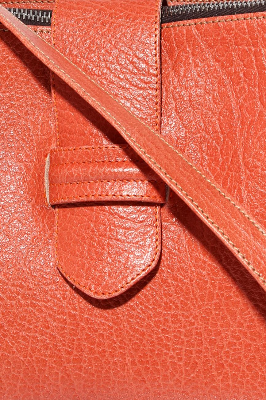 Orange bag Giuka by Nicolaescu Georgiana  image 4