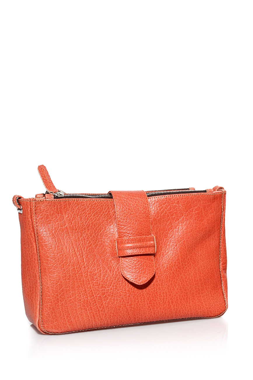 Orange bag Giuka by Nicolaescu Georgiana  image 0
