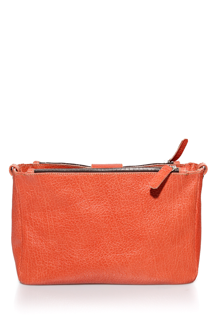 Orange bag Giuka by Nicolaescu Georgiana  image 2