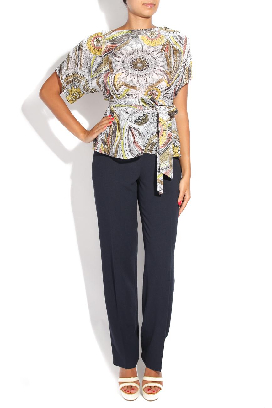 PAISLEY blouse Diana Bobar image 0