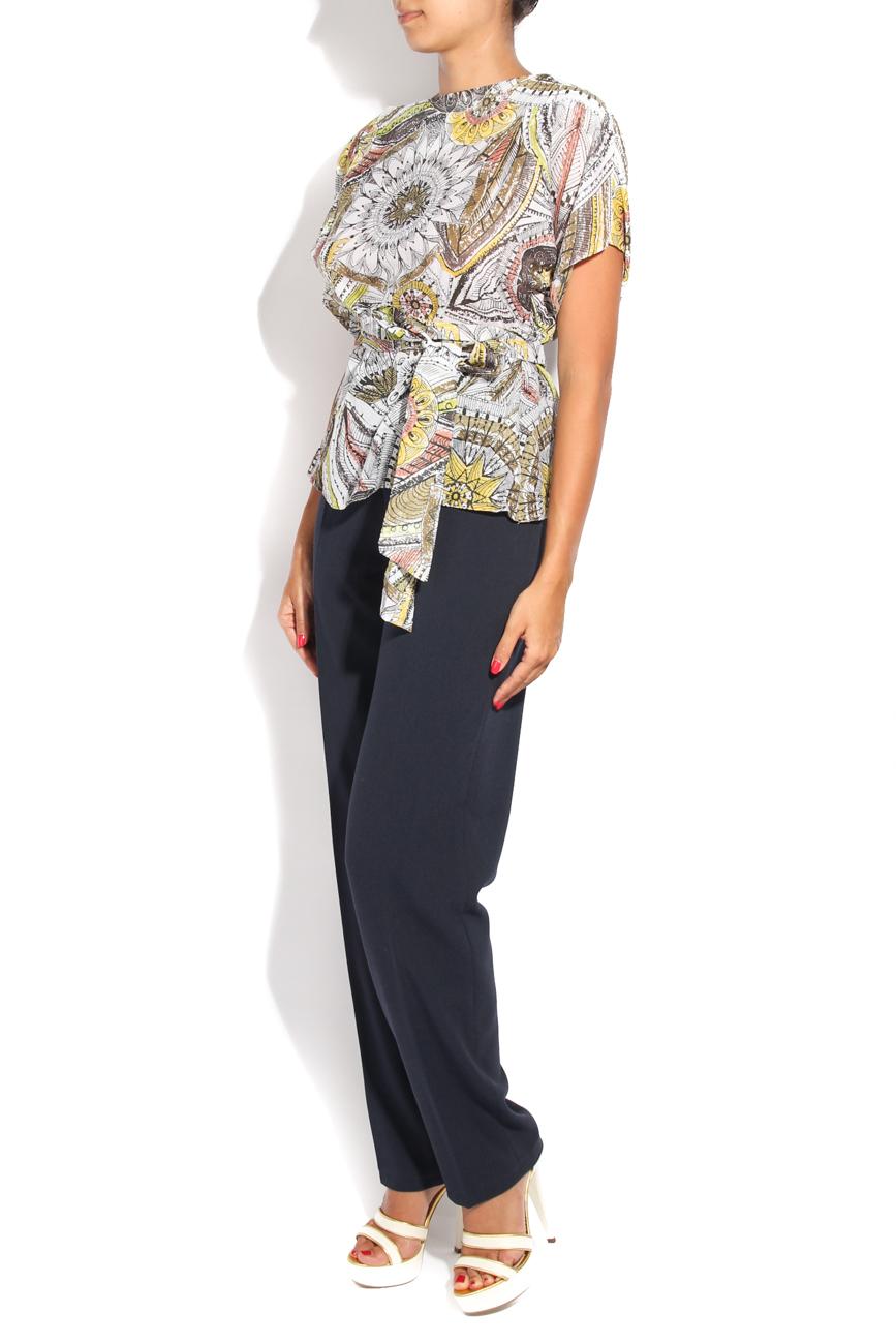 PAISLEY blouse Diana Bobar image 1