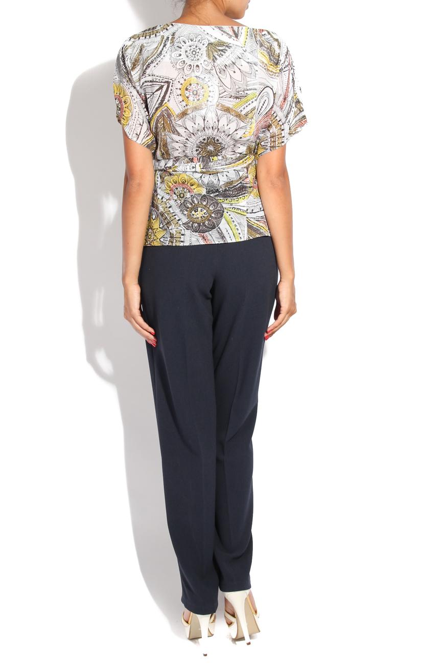 PAISLEY blouse Diana Bobar image 2