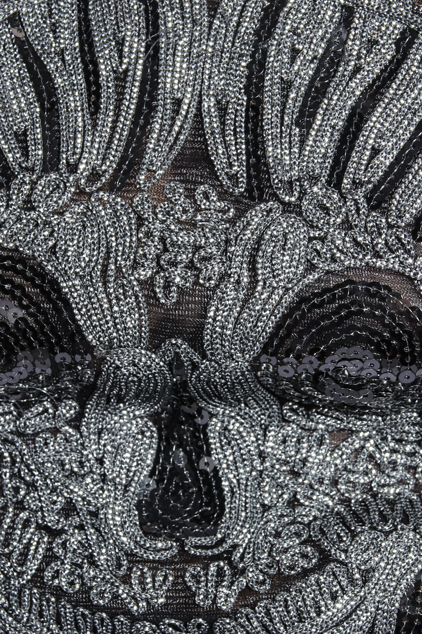 Skull blouse Adriana Agostini  image 4