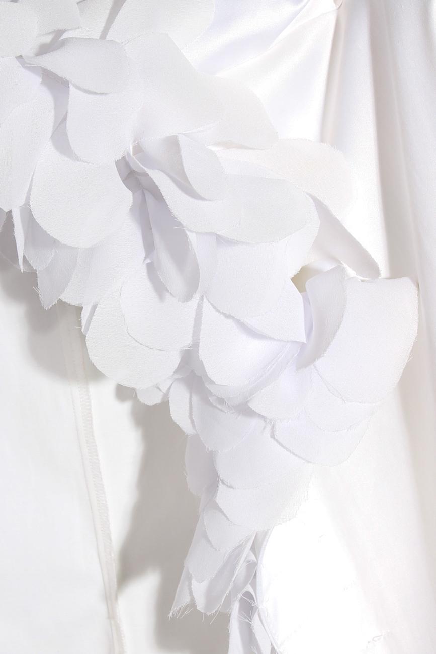 Blouse with neck decorations Arina Varga image 3