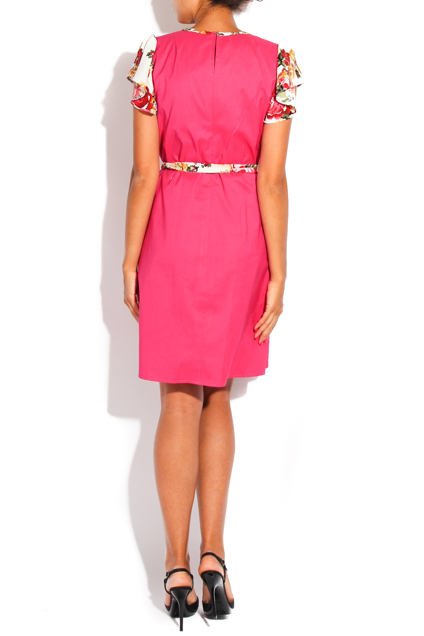 Pink dress Arina Varga image 2