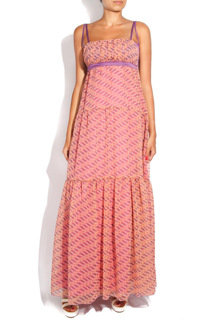Pink fantasy dress Adriana Agostini  image 0