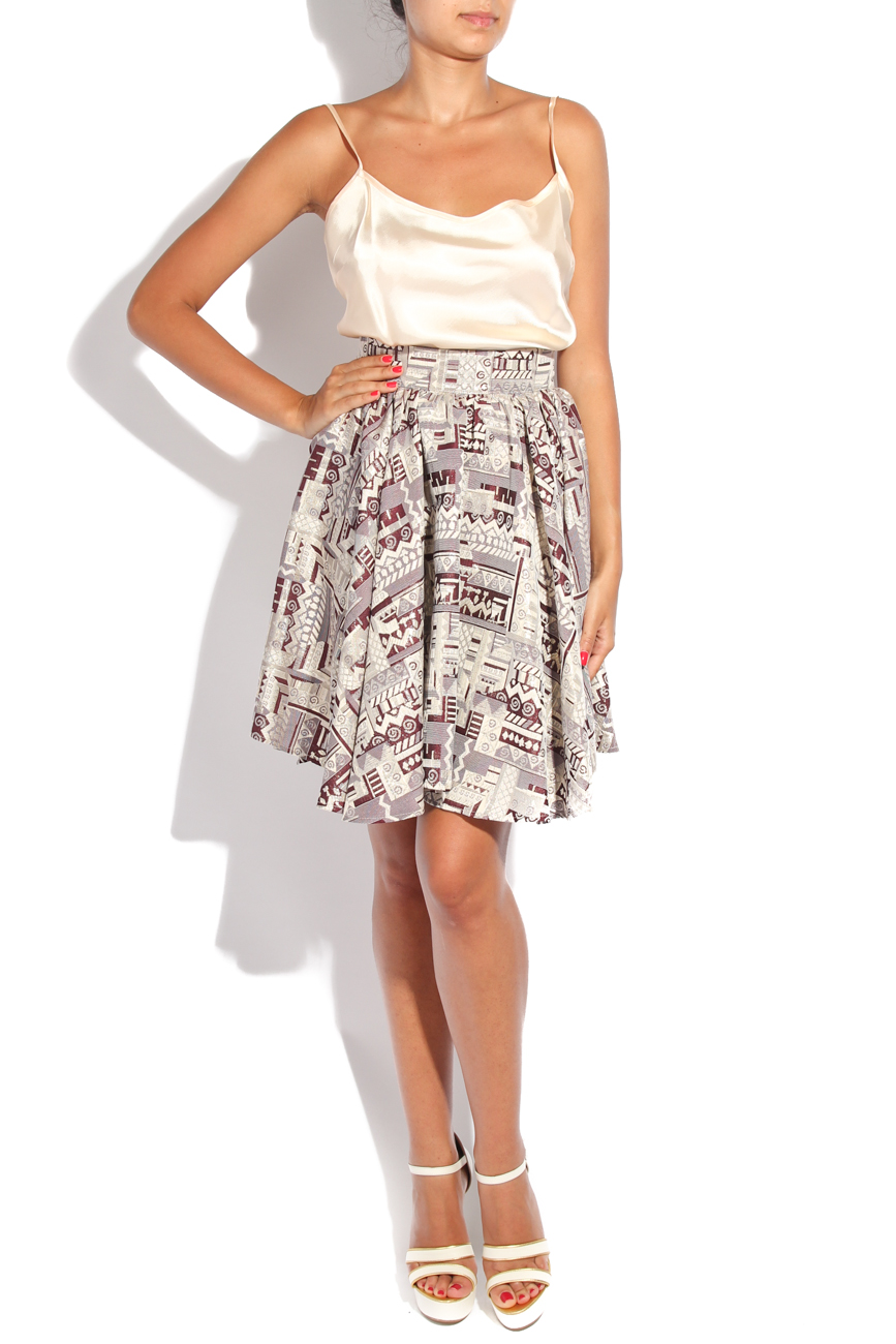 AZTEC skirt Diana Bobar image 0