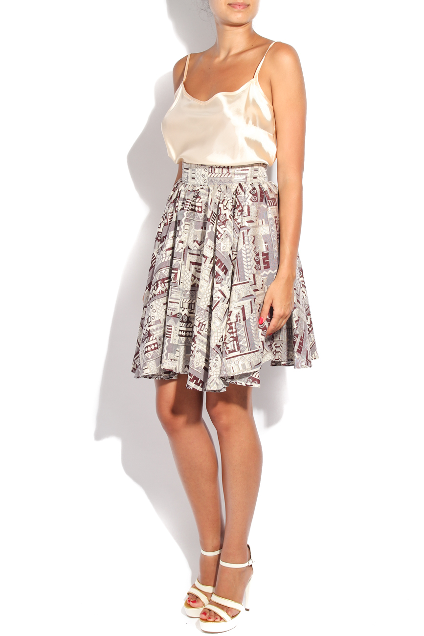 AZTEC skirt Diana Bobar image 1