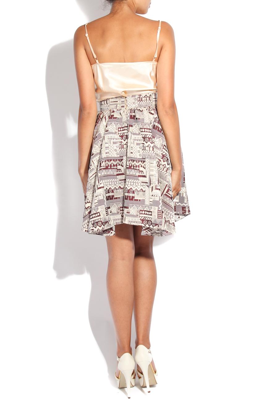 AZTEC skirt Diana Bobar image 2