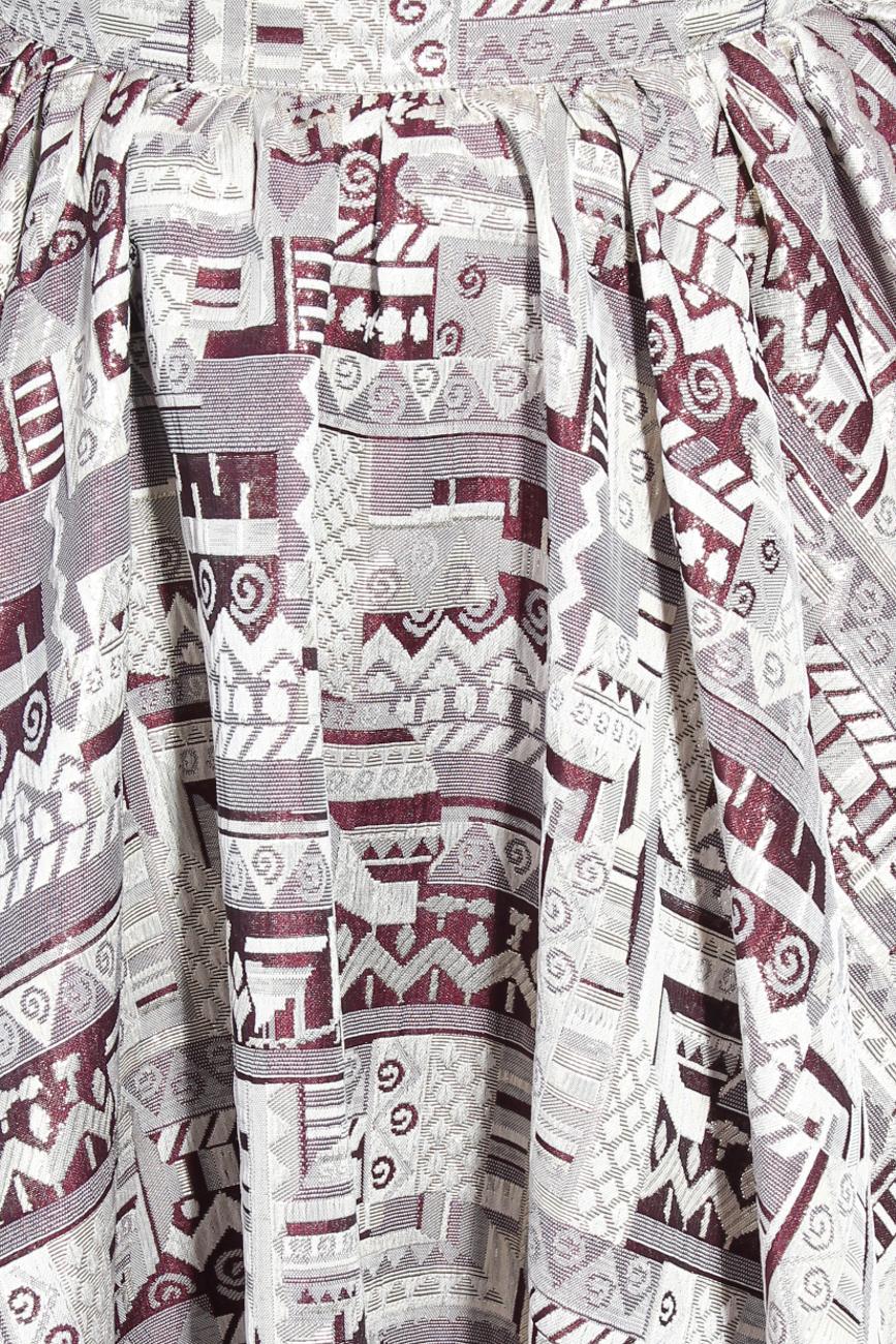 AZTEC skirt Diana Bobar image 3
