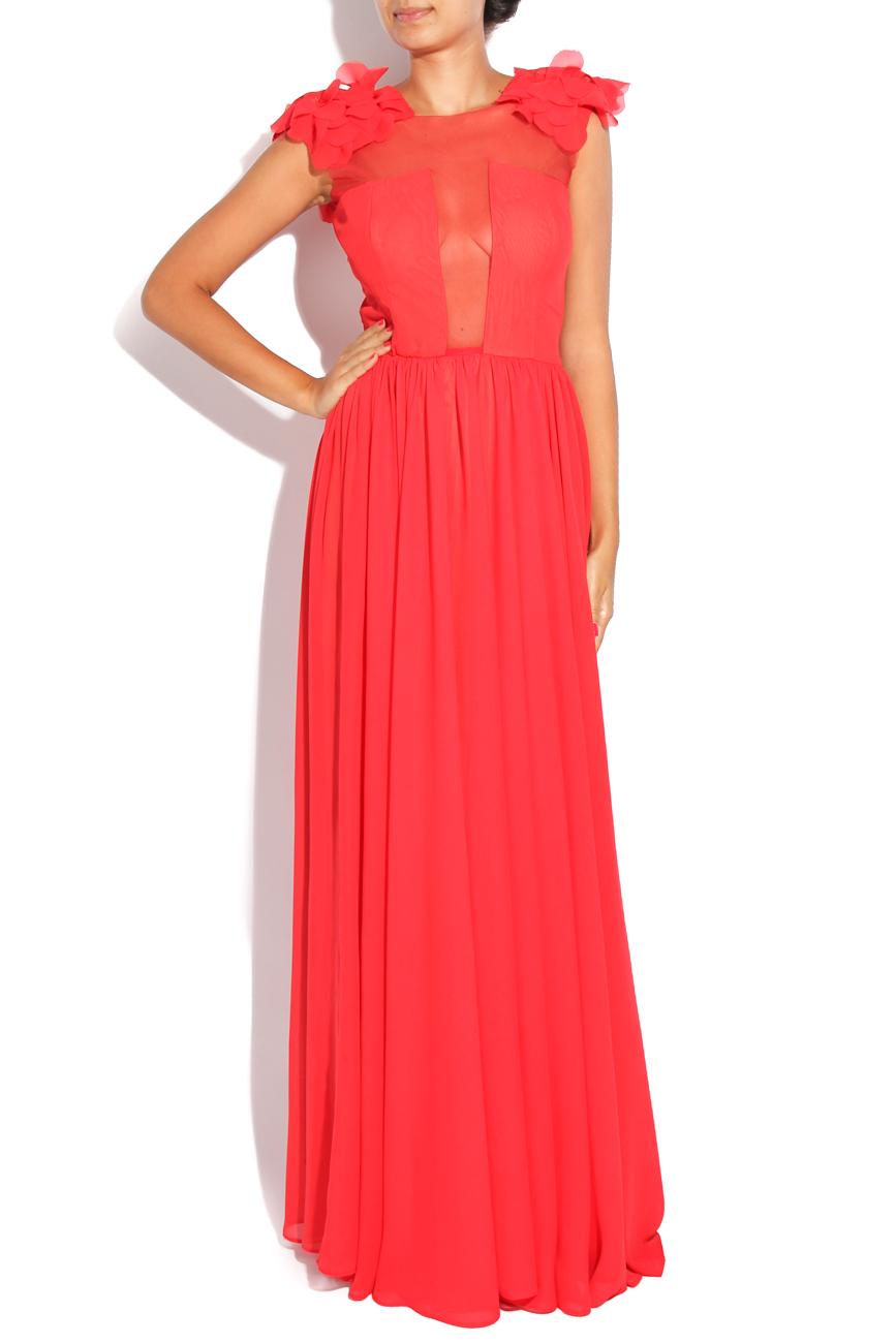 Dress with flakes Arina Varga image 0