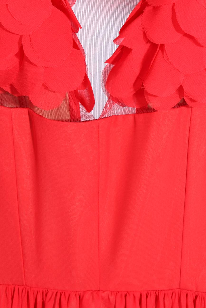 Dress with flakes Arina Varga image 3