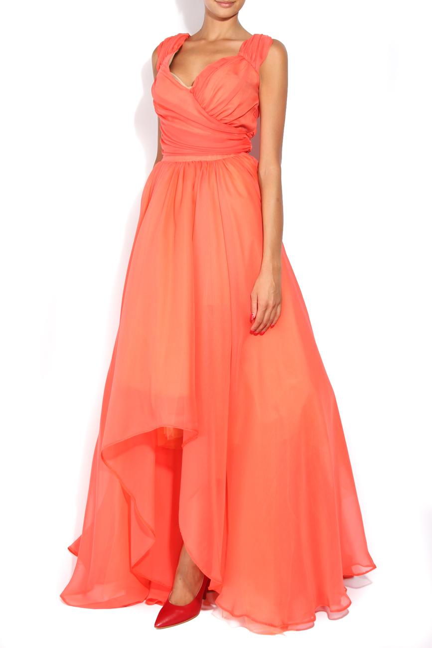 Royal Tangelo dress Arina Varga image 1
