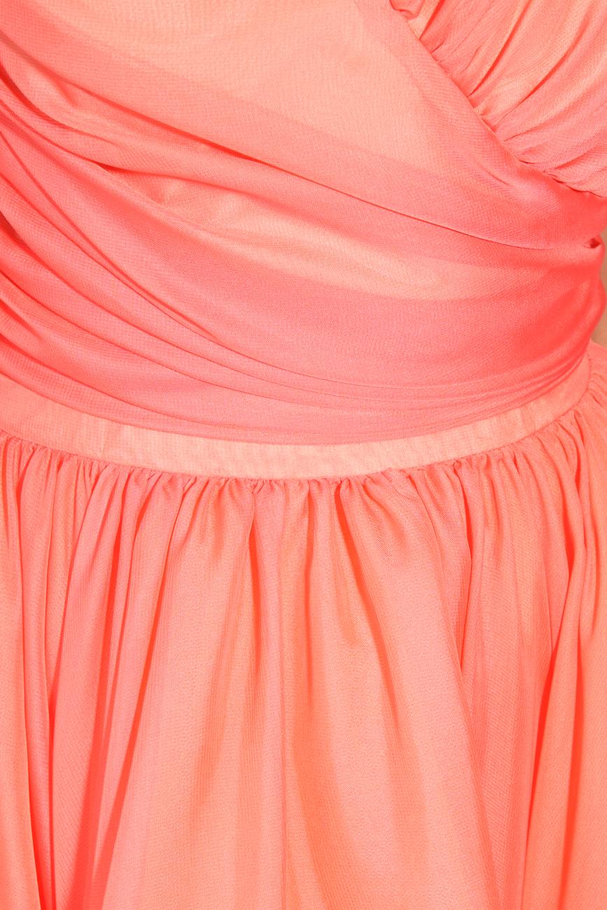 Royal Tangelo dress Arina Varga image 3