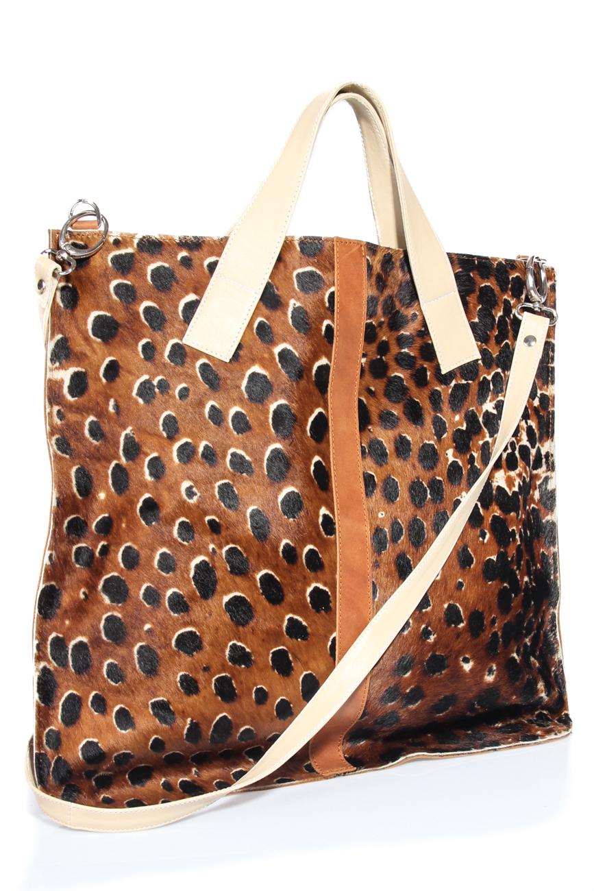 Pony bag with spots Giuka by Nicolaescu Georgiana  image 0