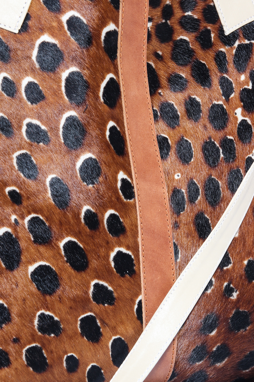 Pony bag with spots Giuka by Nicolaescu Georgiana  image 2