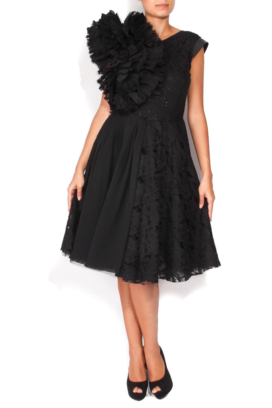Dress with volume Anca si Silvia Negulescu image 0