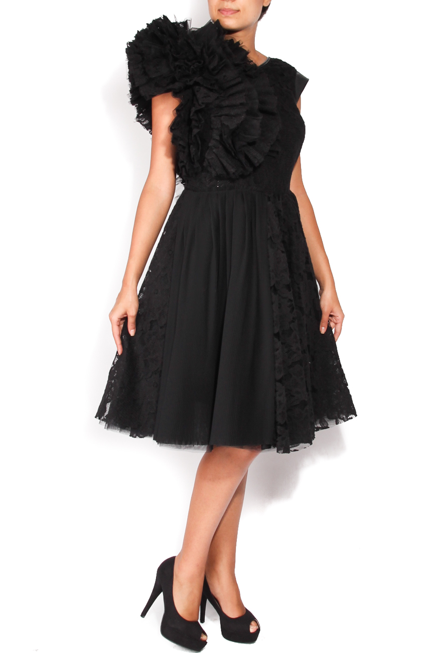 Dress with volume Anca si Silvia Negulescu image 1