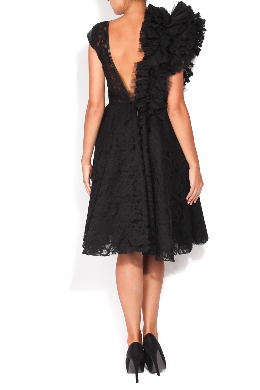Dress with volume Anca si Silvia Negulescu image 2