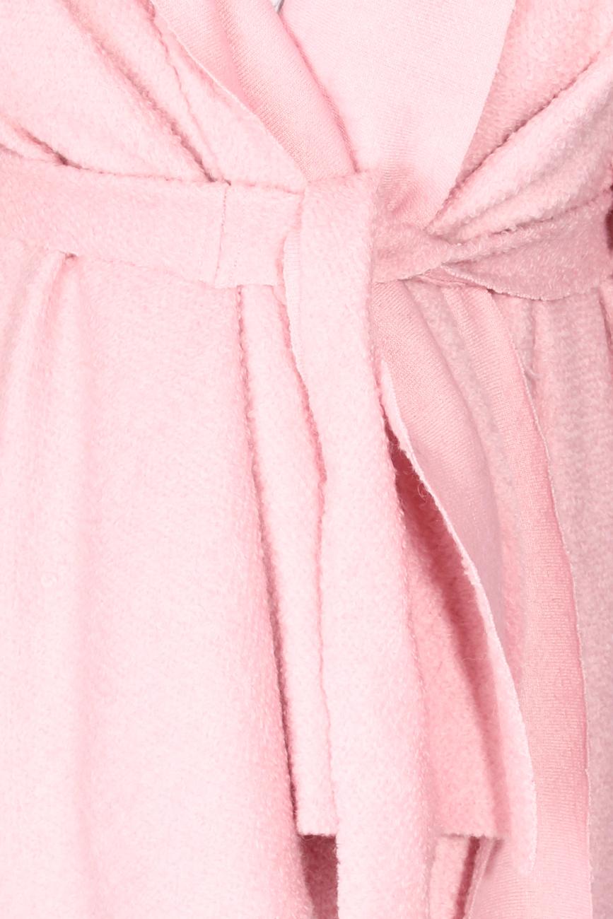Pink cardigan Dorin Negrau image 3