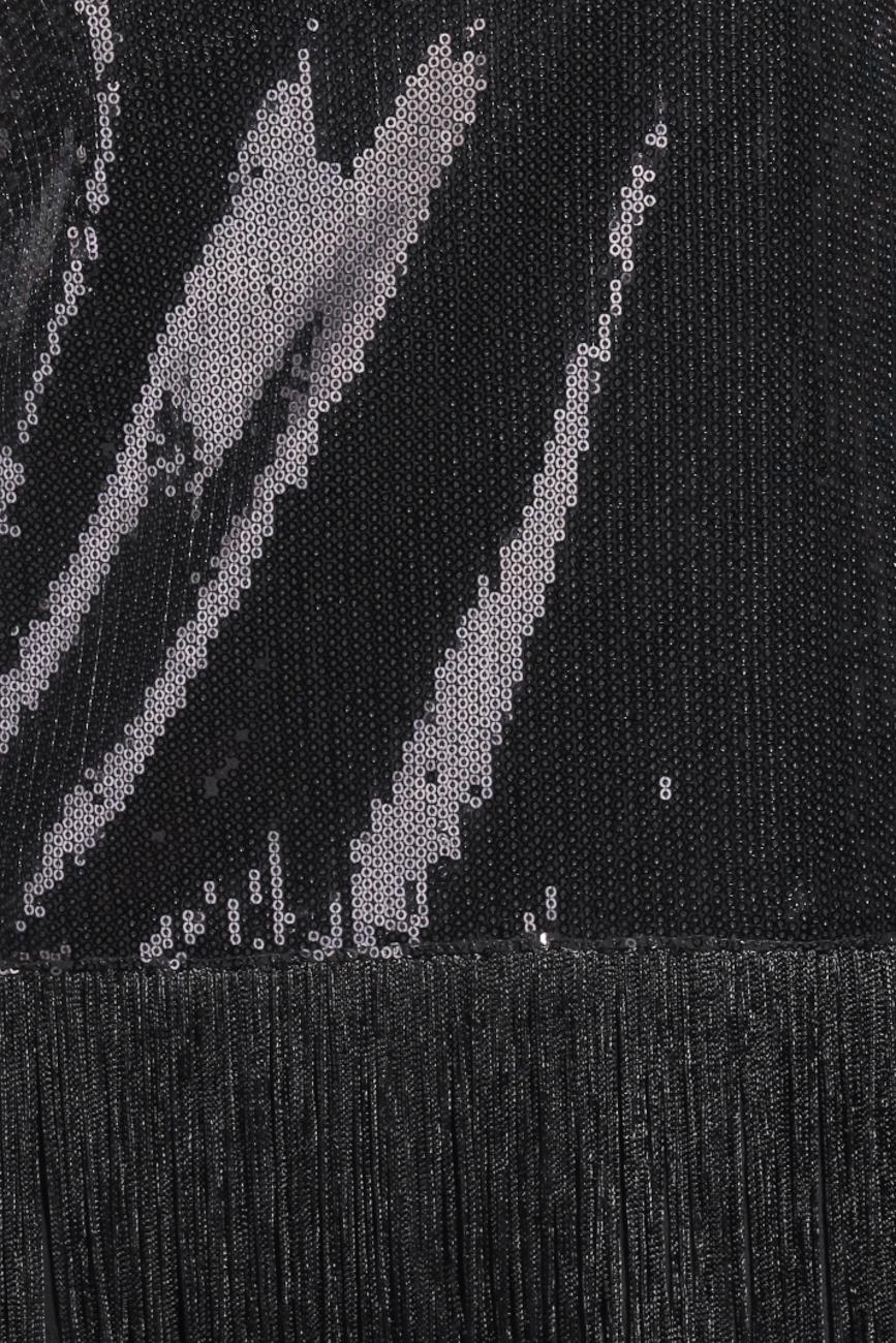 Blouse with sequins Karmen Herscovici image 3