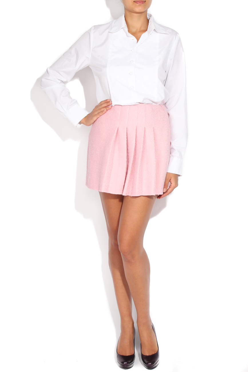 Skirt with pleats Dorin Negrau image 0
