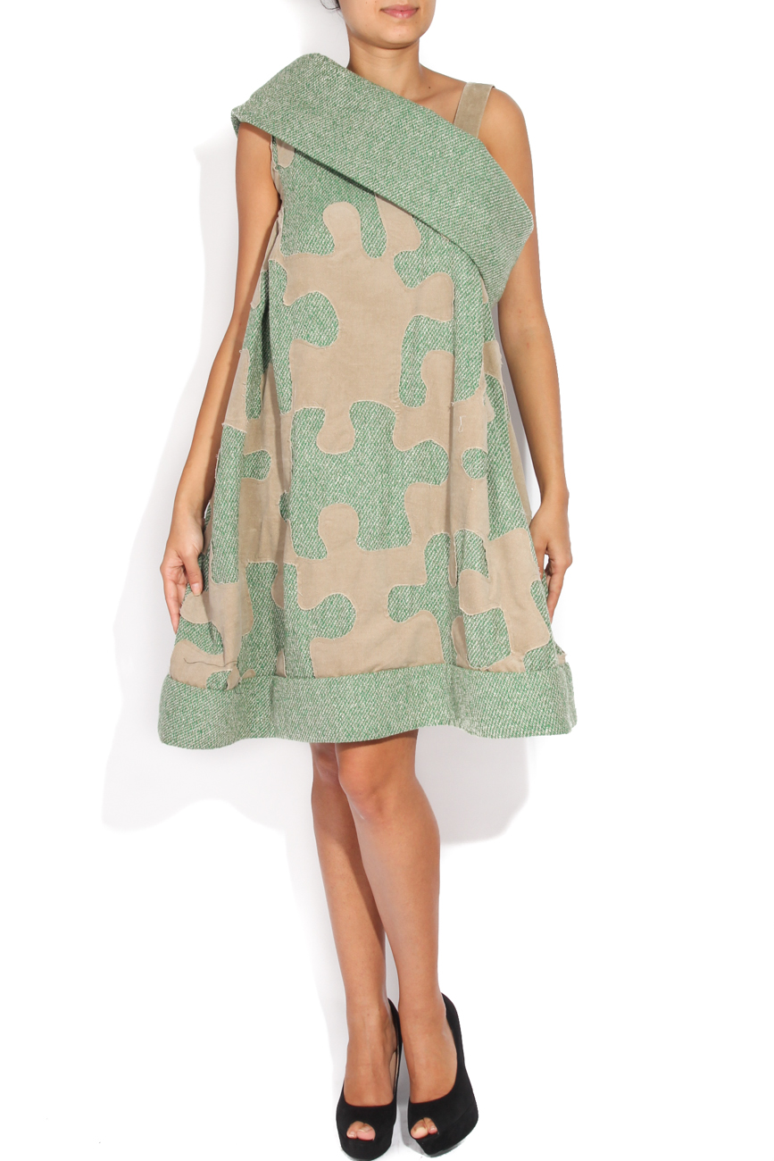 PUZZLE dress Karmen Herscovici image 0